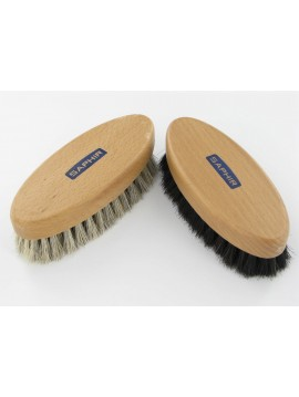 SAPHIR OVAL HORSEHAIR BRUSH 13 cm