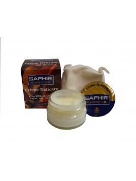 Crema Delicate Renov. Saphir 50 ml