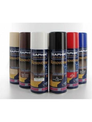 Limpiador Renovetine aerosol Saphir 200 ml