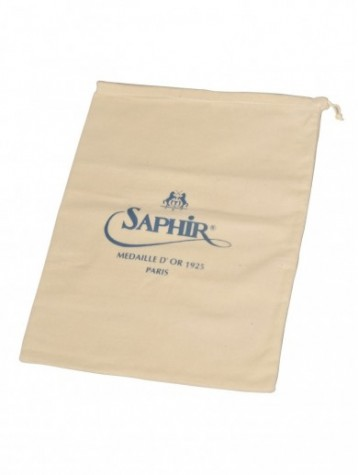 Bolsa algodón para zapatos Saphir Medaille d'Or 40 x 28 cm.