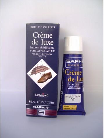 Crema aplicador Saphir