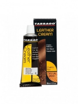 Leather Cream en tubo Tarrago 50 ml.