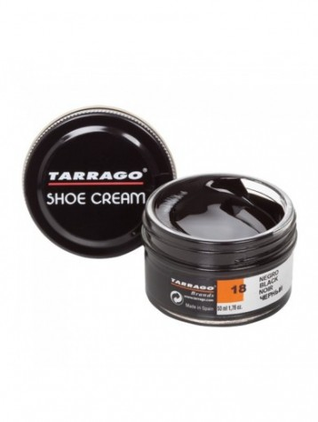 Tarrago Shoe Polish Cream 50 ml.