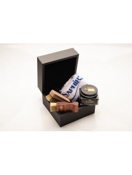 Set luxury leather care Medaille d`Or