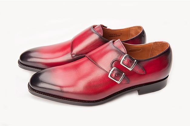 Zapatos-Two-Brothers-granate-hebilla