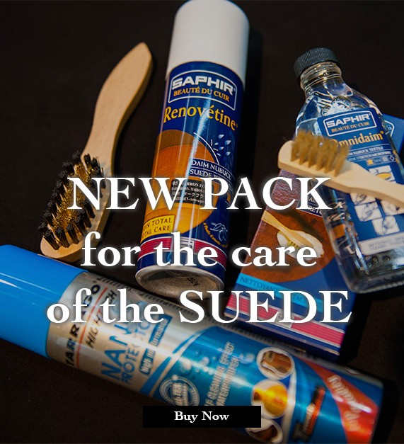 Special Pack for Suede Care
