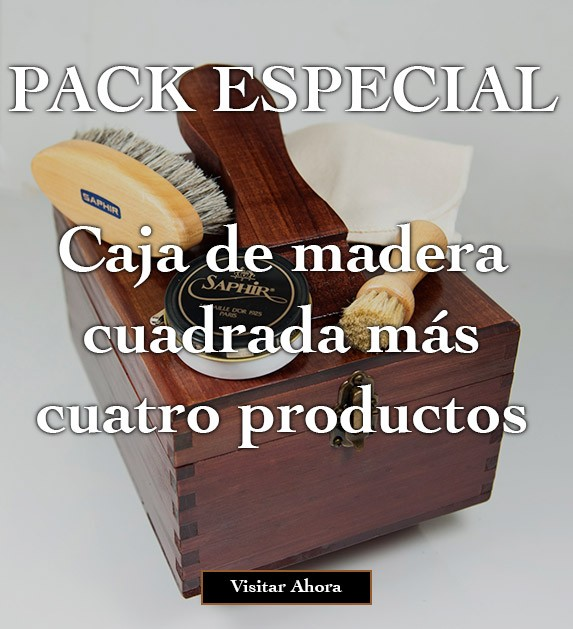 Pack Caja de Madera